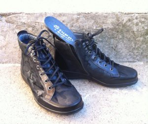 chaussure confort chaussures montantes