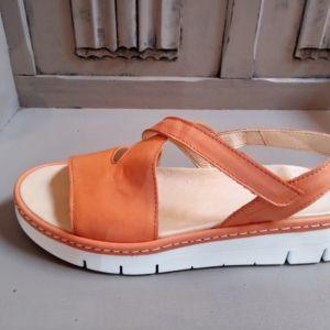 Sandale Shey orange
