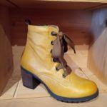 Wanda Panda bottine jaune