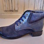 Wanda Panda chaussure bleue